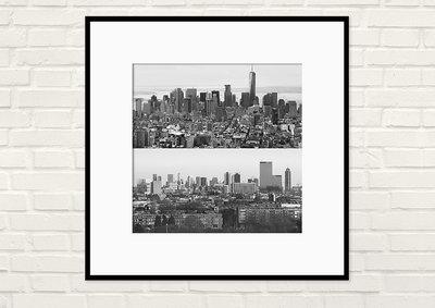 Manhattan Aan De Maas - De Skyline