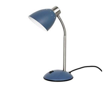 Bed/tafellamp D blauw