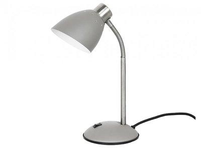Bed/tafellamp D grijs